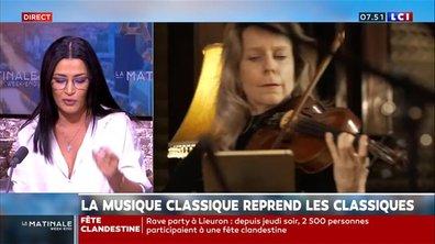 La musique classique reprend les classiques