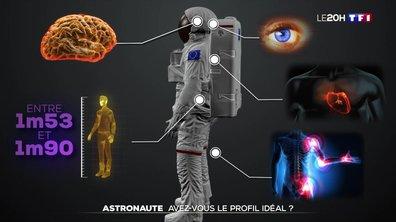 La Nasa lance une campagne de recrutement d'astronautes