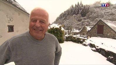 La neige arrive dans les Pyrénées