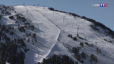 La neige au rendez-vous pour les vacances dans les Pyrénées