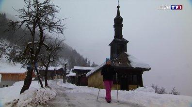 La neige fait plaisir en Haute-Savoie