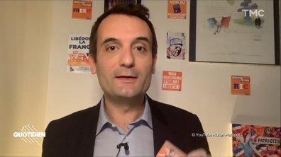 La nouvelle santé politique de Florian Philippot passe par Youtube