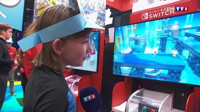 La Paris Games Week, un rendez-vous pour toutes les générations