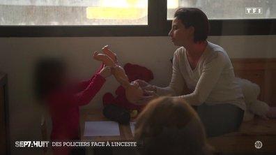 La parole de Zoé : des policiers face à l'inceste