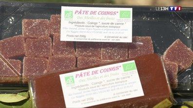 La pâte de coing, la confiserie automnale par excellence