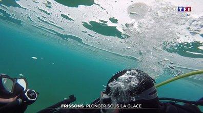 La plongée sous glace : une expérience unique à la station pyrénéenne de Piau-Engaly
