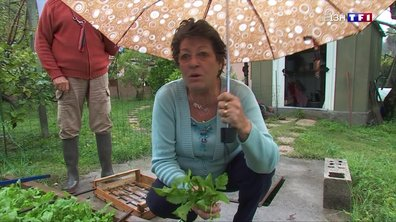 La pluie fait son grand retour à Cagnes-sur-Mer