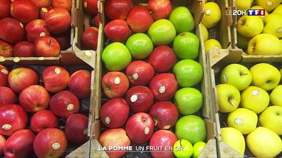 La pomme : un fruit en or