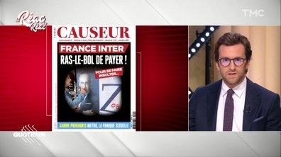 La Réac' du réac de Pablo Mira : Rance Inter, immigration et le célibat de Marine Le Pen