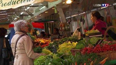 La région de Loches (1/4) : au fil du marché du village