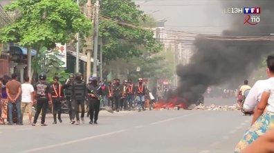 La répression en Birmanie fait près de cent morts