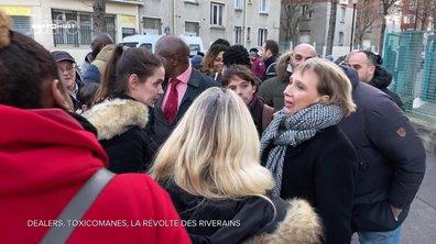 La révolte des riverains de la porte d'Aubervilliers contre les dealers et les toxicomanes