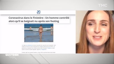 La revue de presse (confinée) d'Alison Wheeler : les stars au chevet des personnes âgées et un forcené breton nudiste