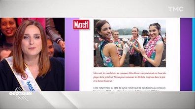La revue de presse d'Alison Wheeler : les Miss France entre gainage et pub pour la coloscopie