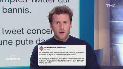 La revue de presse des haters de Pablo Mira : Eric Zemmour, Cyril Hanouna et Jean-Marie Bigard