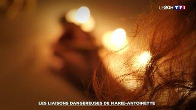 La science révèle le contenu des lettres de Marie-Antoinette et de son amant