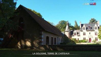 La Sologne, terre de châteaux