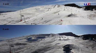 La station de ski des Deux Alpes fermée au public