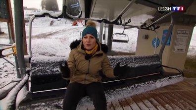 La station de ski des Gets se prépare pour la saison hivernale, malgré l'incertitude