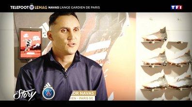 La Story - Navas, l'ange gardien de Paris