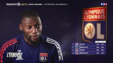 "Toko-Ekambi : ""Attention, on arrive !"""
