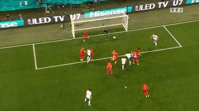 Belgique - Russie (1 - 0) : Voir l'occasion de Fernandes en vidéo