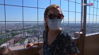 La Tour Eiffel rouvre après 104 jours de fermeture