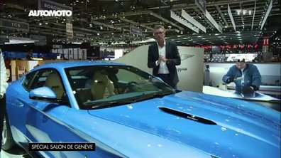 La Touring Superleggera Berlinetta Lusso au Salon de Genève 2015