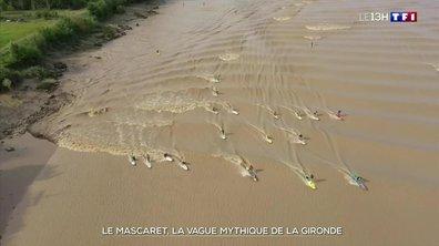 La vague du mascaret, un phénomène naturel unique en Gironde