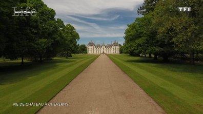La vie de château à Cheverny