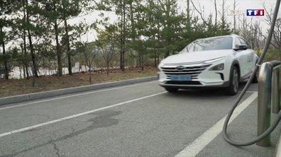 La voiture à hydrogène, une option pour réduire la pollution