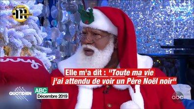 La zone Mazaurette: le Black Santa dans la culture populaire