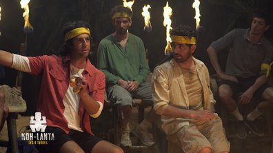 Camille Combal s'incruste dans « Koh-Lanta » avec Denis Brogniart, Claud et Max Boublil