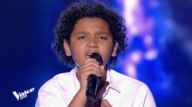 "The Voice Kids 6 - Ghali : le jeune marocain ""grandiose"" et ""sublime""(REPLAY)"