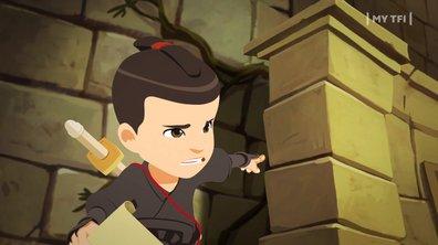 Mini Ninjas - S02 E24 - Le Labyrinthe de Namura