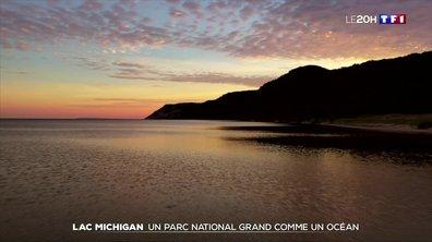 Lac Michigan : un parc national grand comme un océan