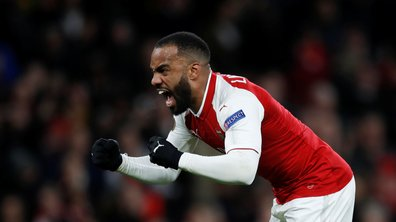Ligue Europa : Lacazette voit double, Griezmann remercie Mathieu