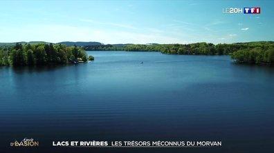 Lacs et rivières, les trésors méconnus du Morvan