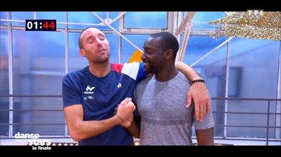 DALS FINALE - Ladji Doucouré et Sami El Gueddari, des amis pour la vie