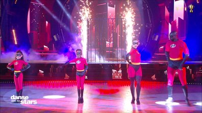 "DALS. Ladji Doucouré et Inès Vandamme ""indestructibles"""