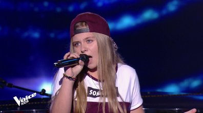 The Voice Kids 6 - Justine chante Lady Gaga : le plateau en feu !  (REPLAY)