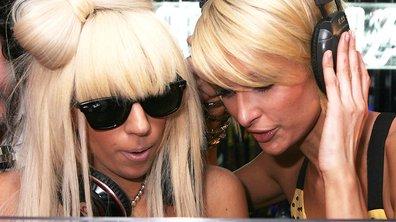 Lady Gaga balance sur Paris Hilton