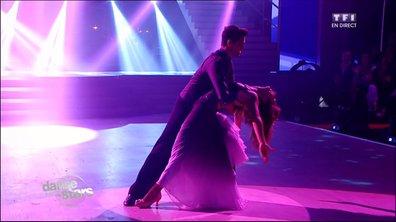 Laetitia Milot et Christophe Licata dansent sur quickstep  sur « On ira » (Zaz)