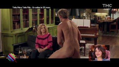 "Lambert Wilson : Sa scène ""Hot"" dans ""Telle mère, telle fille"""