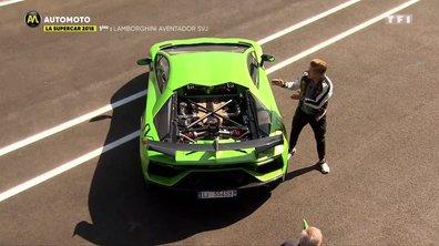 La Supercar 2018 : le triomphe de la Lamborghini Aventador SVJ