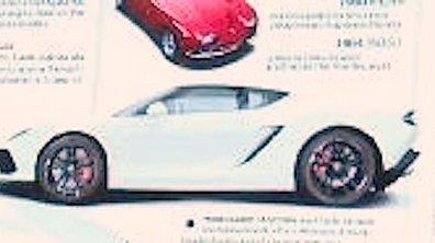 Lamborghini Asterion Concept : premières photos en fuite ?