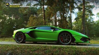 Lamborghini Miura, Diablo, SVJ : Requiem pour un V12