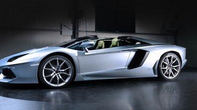 Lamborghini Aventador LP 700-4 Roadster : Toutes les photos et infos !