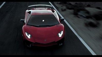 Lamborghini Aventador LP 750-4 SV 2015 : présentation officielle