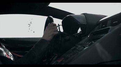 Lamborghini Aventador LP 760-2 SV 2015 : vidéo teaser